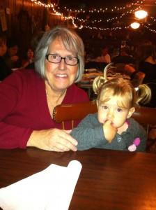 Grandma Monica & Ella