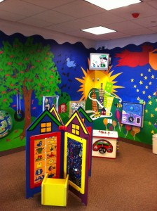 Presbyterian Hospital Plano Kids Play Room