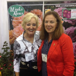 Karen Kemp Docksteader, Weeks Roses, Sales & Marketing Manager