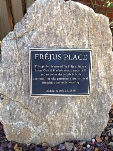 Frejus Place Garden, Fredericksburg, VA
